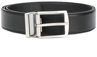 Giorgio Armani classic buckle belt