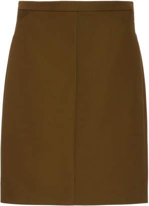 Narciso Rodriguez Canvas Skirt