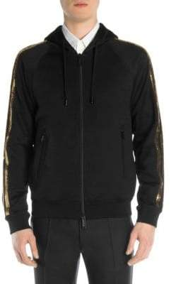 DSQUARED2 (ディースクエアード) - DSQUARED2 Hooded Track Jacket