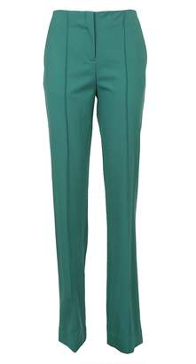 Diane von Furstenberg Long Flared Trousers