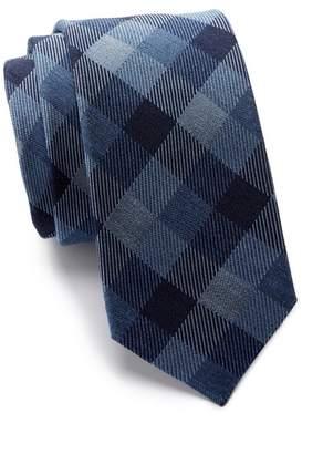 Ben Sherman Leonard Check Tie