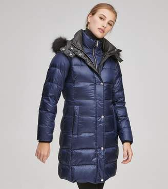 Andrew Marc SKYLAR QUILTED DOWN JACKET