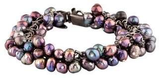 Jay Strongwater Pearl Bracelet
