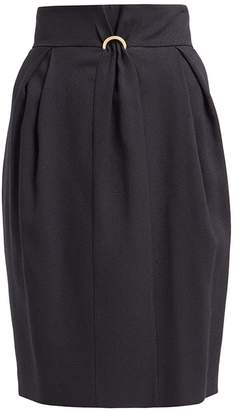 WtR - Fokine Black High Waisted Pencil Skirt