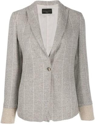 Fabiana Filippi striped blazer