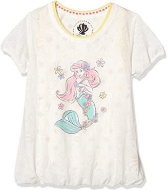 Disney (ディズニー) - [ディズニー] アリエルオパールバルーンTシャツ 332227586 ガールズ オフ 日本 150 (日本サイズ150 相当)