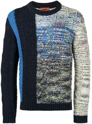 Missoni colour block sweater