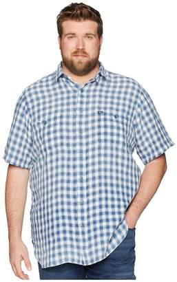 Polo Ralph Lauren Big Tall Linen Short Sleeve Sport Shirt Men's Clothing