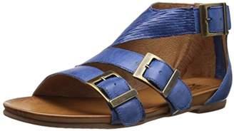 Miz Mooz Women's Althea Flat Sandal $54.99 thestylecure.com