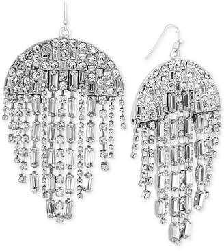 Steve Madden (スティーブ マデン) - Steve Madden Crystal Chandelier Earrings