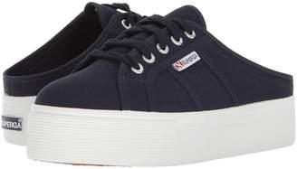Superga 2284 Vcotw Platform Sneaker Mule Women's Shoes