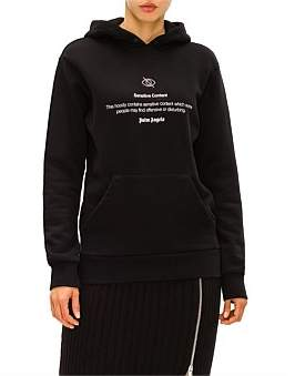 Palm Angels Small Sensitive Hoody
