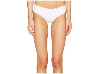 Kate Spade Core Solids #79 Scalloped Hipster Bikini Bottom