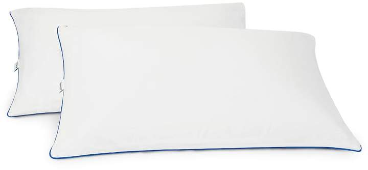 2-pack 2-in-1 Reversible Gel Memory Foam Pillow