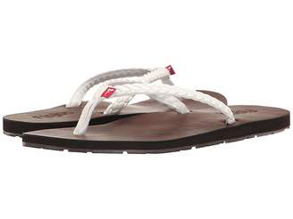 85dea50f35c0 Flojos White Women s Sandals - ShopStyle