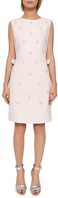 Ted Baker Betil Embellished Tunic Dress