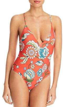 6 Shore Road by Pooja Seabrook One Piece Swimsuit