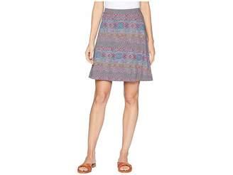 Fresh Produce Stamped Geo Marina Skirt