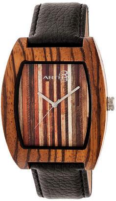 Earth Wood Cedar Unisex Green Bracelet Watch-Ethew4604