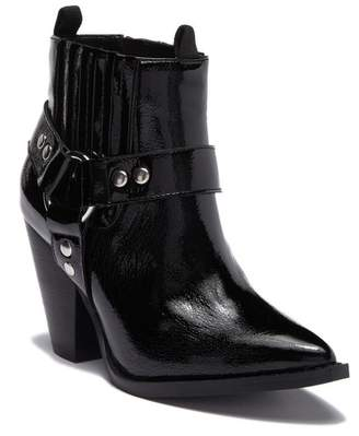 JANE AND THE SHOE Lincoln Harness Ankle Boot