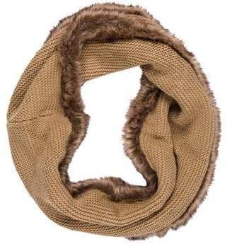 Surell Knit Infinity Scarf
