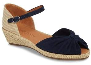 Gentle Souls by Kenneth Cole Lucille Espadrille Wedge Sandal