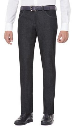 Stefano Ricci Stretch-Denim Straight-Leg Jeans $1,185 thestylecure.com