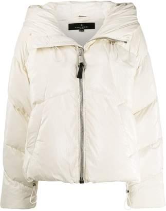 Nicole Benisti hooded padded jacket
