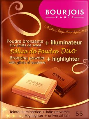 Bourjois Delice De Poudre Duo Bronzing Powder and Highlighter
