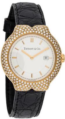 Tiffany & Co. Tesoro Watch $4,695 thestylecure.com