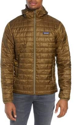 Patagonia Nano Puff(R) Hooded Jacket