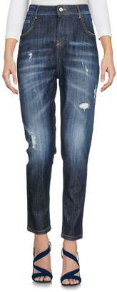 Manila Grace Denim pants - Item 42675534CP