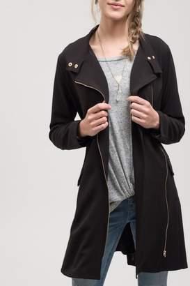 Apricot Lane Black Lightweight Jacket
