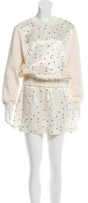 See by Chloe Mini Sweater Dress