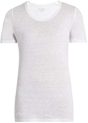 Etoile Isabel Marant Kiliann slub-linen T-shirt