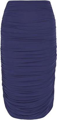 Norma Kamali 3/4 length skirts