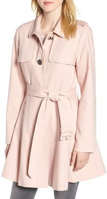 Kate Spade New York Skirted Trench Coat