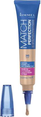 Rimmel Match Perfection 2-in-1 Concealer