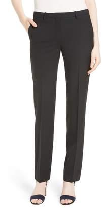 Theory Hartsdale B Good Wool Suit Pants