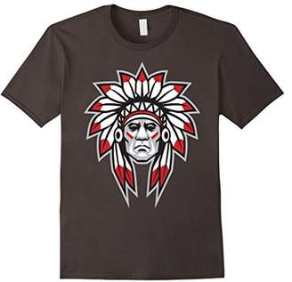 Native American T-Shirt Indian Tee