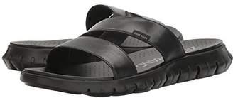 Cole Haan Women's Zerogrand Two Strap Sandal Slide Black
