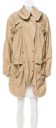 Stella McCartney Long Sleeve Drawstring Jacket