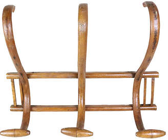 One Kings Lane Vintage French Bentwood Coat Rack - Schorr & Dobinsky
