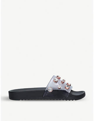 Sophia Webster Dina embellished sliders