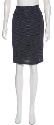Ungaro Paris Vintage Knee-Length Skirt