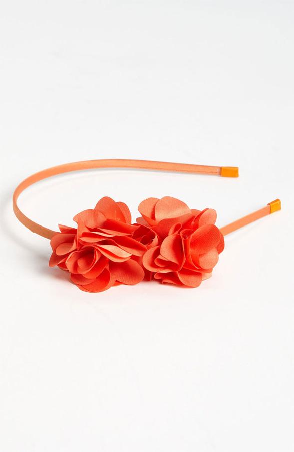 Tasha 'Flirty Floral' Headband