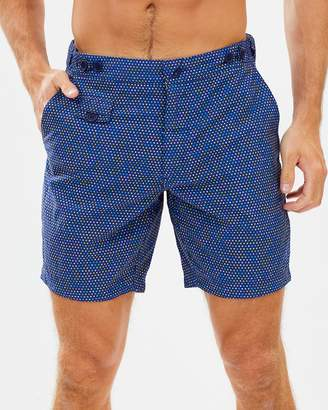 The Rocks Push Tama Dots Shorts