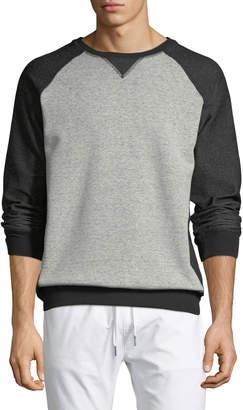 Civil Society Raglan-Sleeve Crewneck Sweatshirt