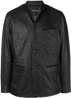 John Varvatos textured jacket