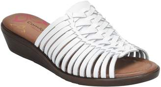Comfortiva Huarache Wedge Sandals - Felida